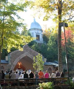Grande et petite chapelle
