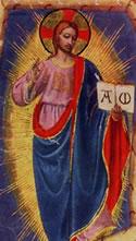 Christ, Alpha et Omega