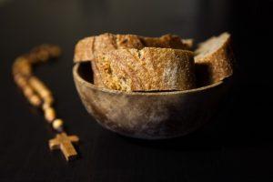 Chapelet et pain