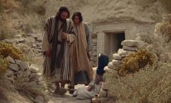 Tombeau vide et apôtres