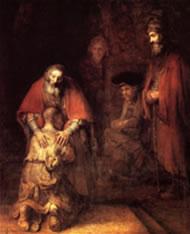 Le retour de l'enfant prodigue
