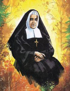 Sœur Mère Marie-du-Sacré-Cœur