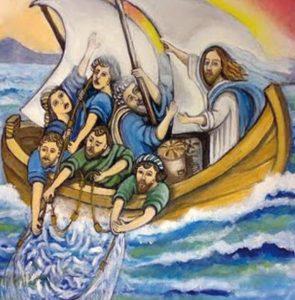 Apôtres et filets
