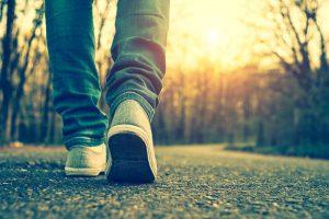 Marcher avec le Seigneur