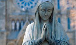 Sainte Marie, mère de Dieu et de l'Église