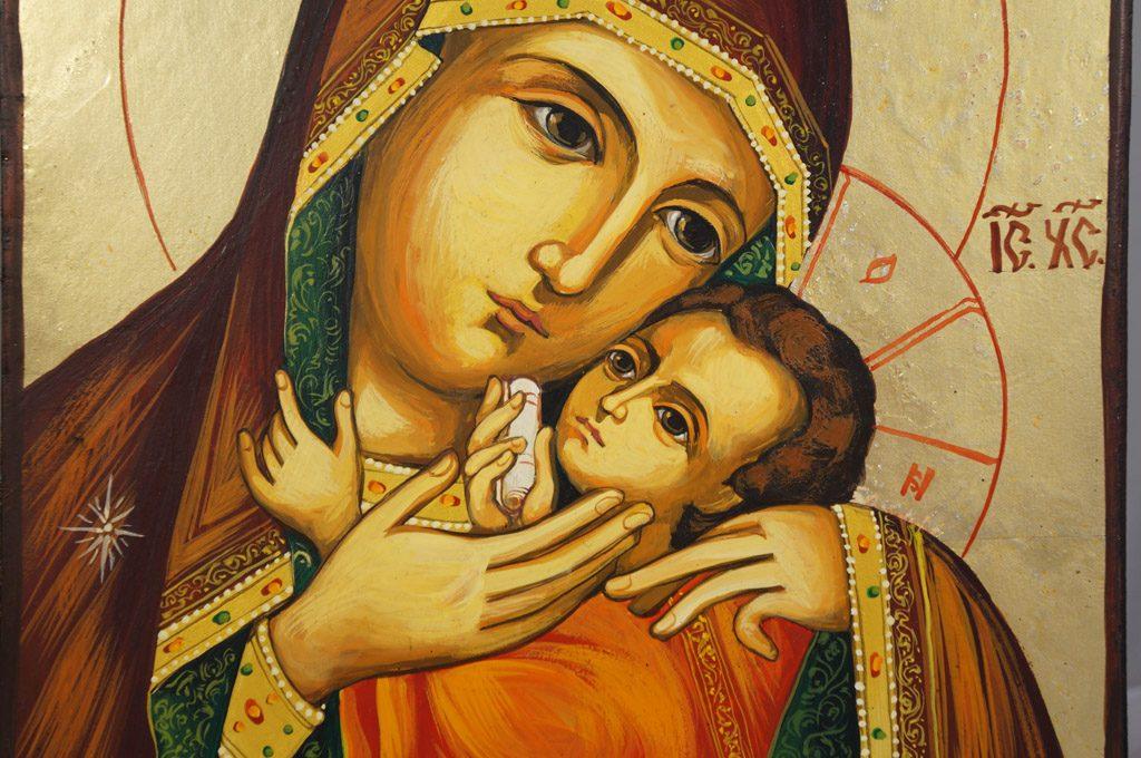 Marie, mère de tendresse