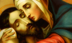 Vierge Marie et Jésus