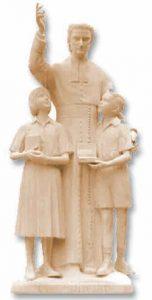 Louis-Marie Grignion et enfants