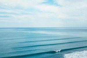 Mer - Petites vagues
