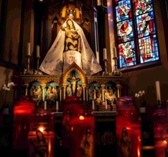 Mariè, Mère du Ciel