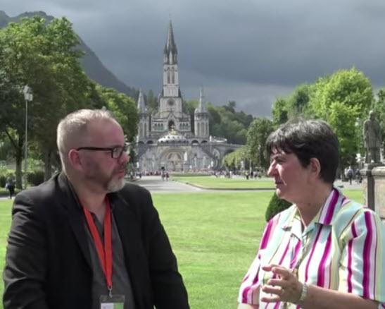 Entrevue - Partir à la découverte de Bernadette Soubirous