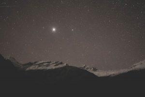 Étoile, nuit de Aleks Dahlberg (unsplash.com)