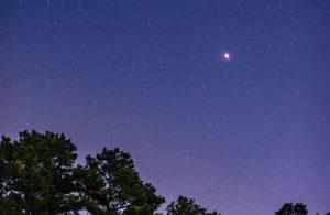 Étoile, ciel, soirée de Ella de Kross (unsplash.com)