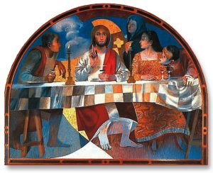 Jésus aux noces de Cana