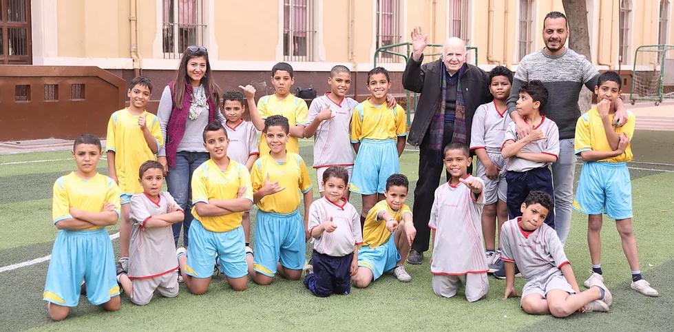 Journée sportive au Collège de la Sainte Famille - Janvier 2021